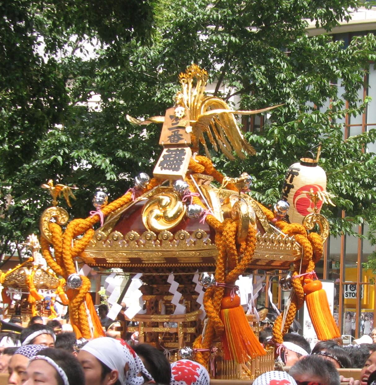 平成23年度 赤坂氷川祭
