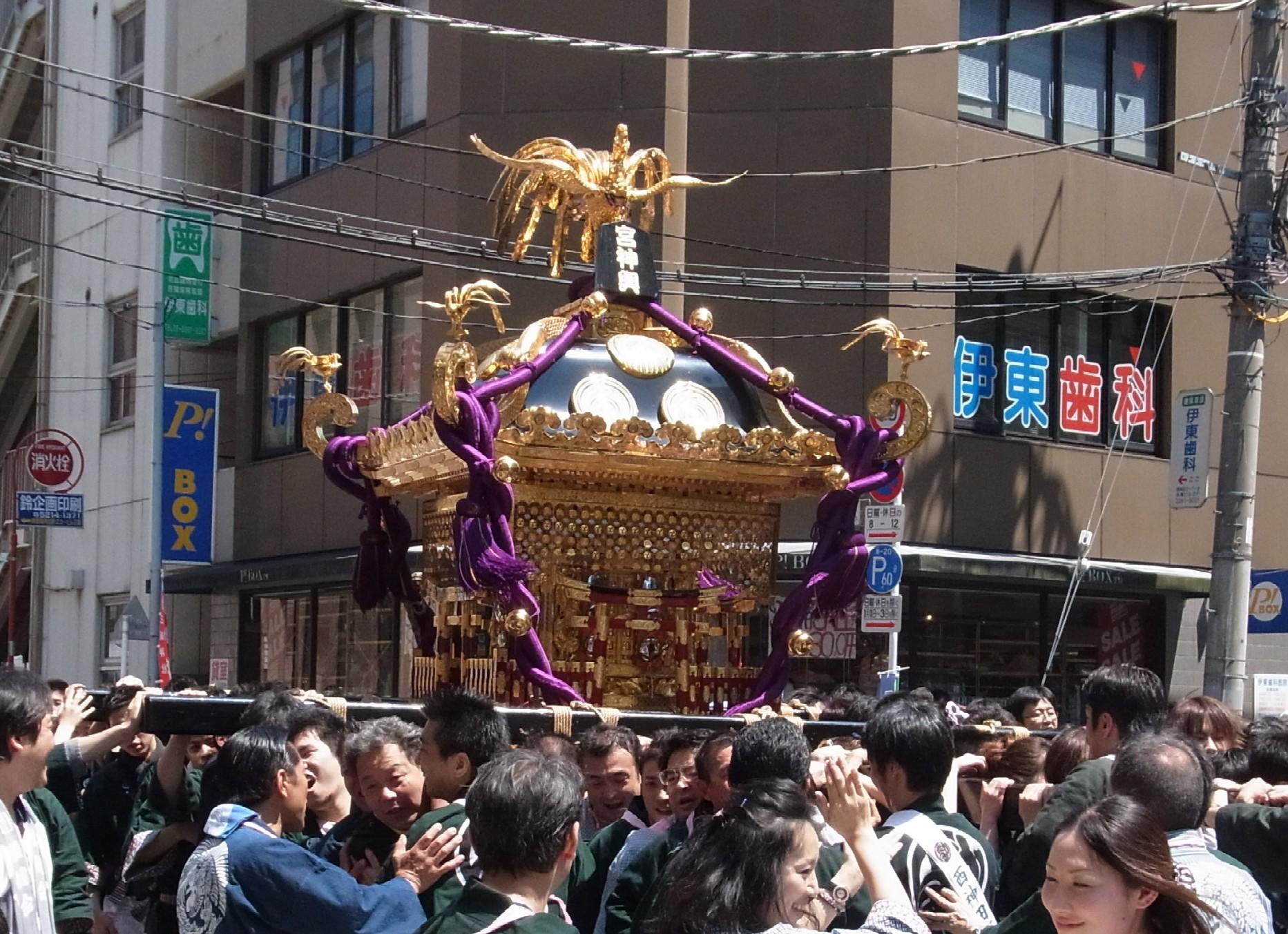 2012年 三崎神社例大祭