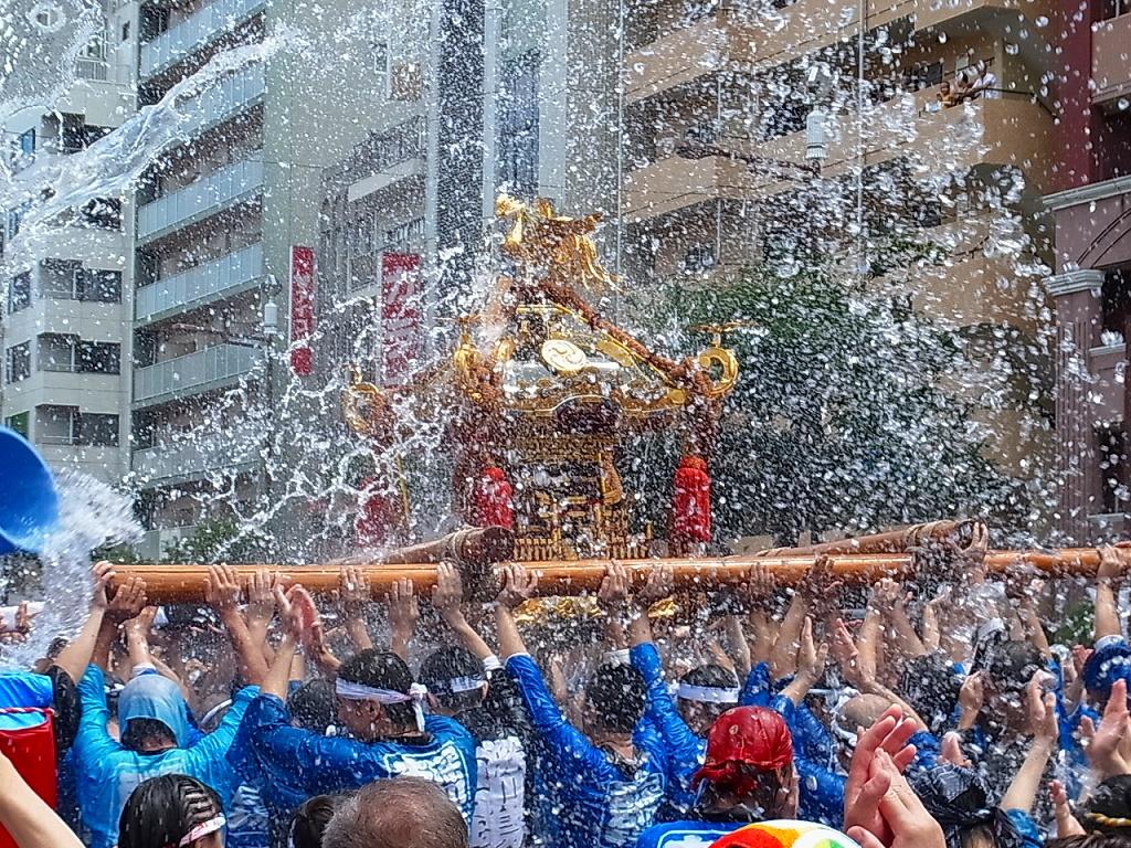 深川八幡祭り 2012年8月12日