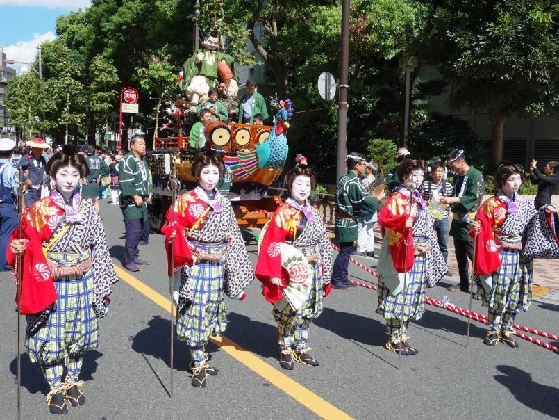 赤坂氷川祭(氷川神社祭礼)
