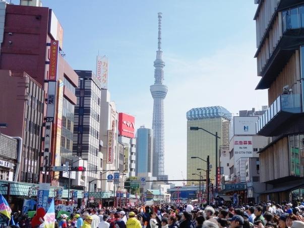2月26日(日)東京マラソン2017