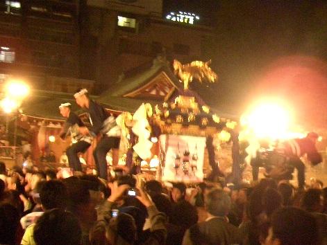 三社祭 〜2018年5月18日(木)〜20日(日)